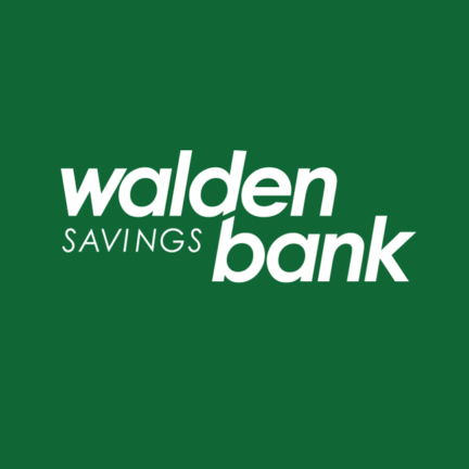 Walden Savings Bank Rebrand